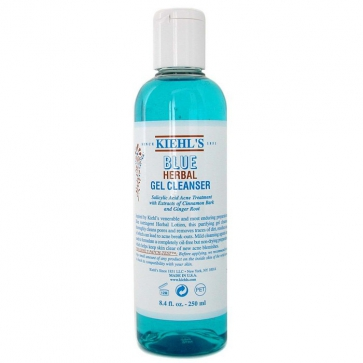 Гель-клинзер Blue Herbal Gel 250мл./8.4oz