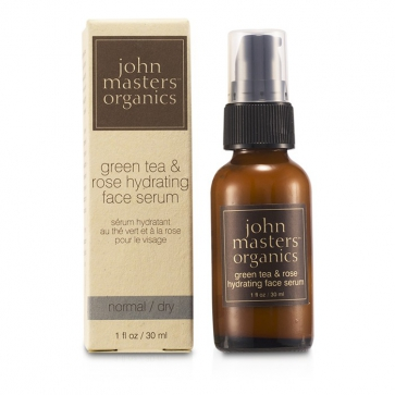 Green Tea & Rose Hydrating Face Serum (For Normal/ Dry Skin)
