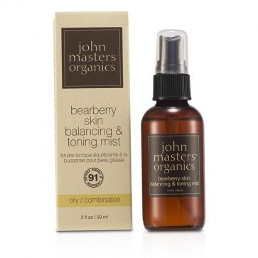 Баланс и тонизирующий спрей для жирной кожи Bearberry ( для жирной и комбинированной кожи ) 59мл./2oz