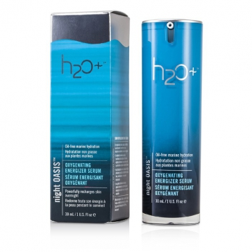 Night Oasis Oxygenating Energizer Serum
