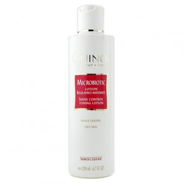 Microbiotic Shine Control Toning Lotion (For Oily Skin)