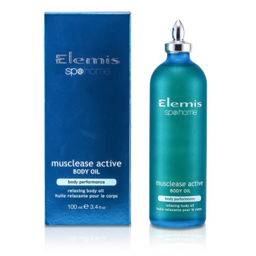 Musclease Active Body Oil