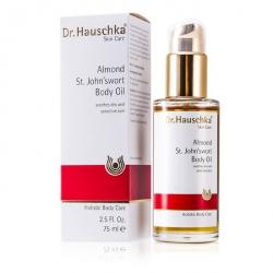 Almond St. John'swort Body Oil