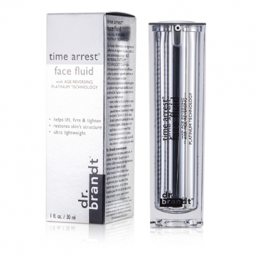 Time Arrest Face Fluid