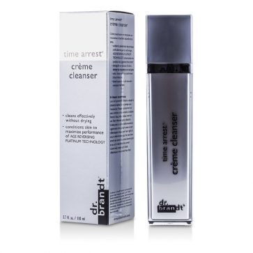 Time Arrest Creme Cleanser