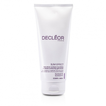 Slim Effect Localised Contouring Gel Cream (Salon Product)