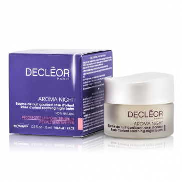 Aroma Night Aromatic Rose d Orient Night Balm