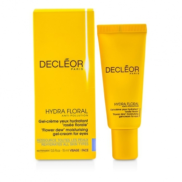 Hydra Floral Anti-Pollution Flower Dew Moisturising Gel-Cream for Eyes