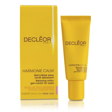Harmonie Calm Relaxing Milky Gel-Cream For Eyes