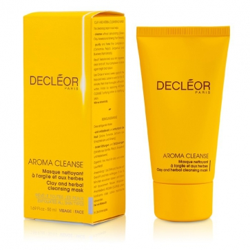 Aroma Cleanser Clay and Herbal Mask