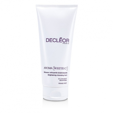 Aroma White C+ Brightening Cleansing Foam (Salon Size)