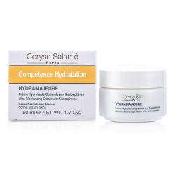 Competence Hydratation Ultra-Moisturizing Cream with Nanospheres - Normal & Dry Skins