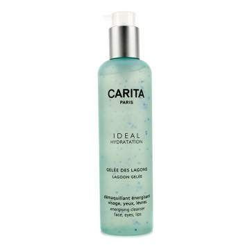 Ideal Hydratation Lagoon Gelee Energising Cleanser For Face, Eyes and Lip