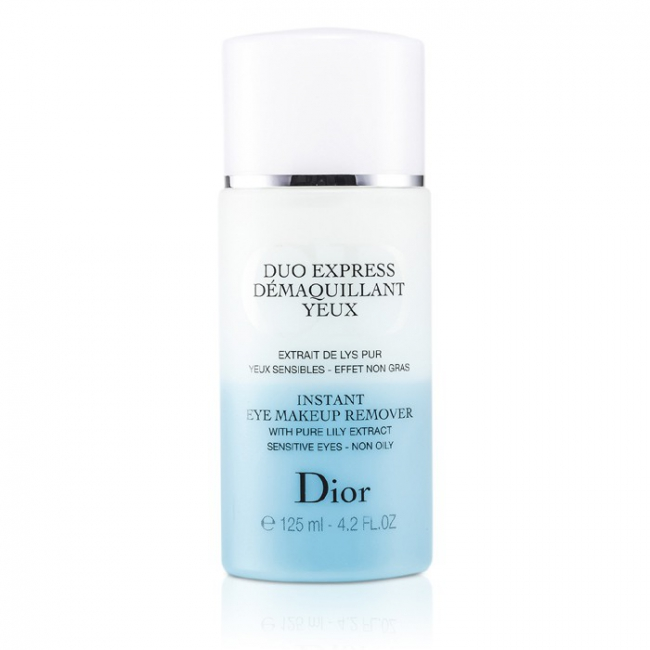 Duo Express Instant Eye Makeup Remover From Christian Dior To Jordan