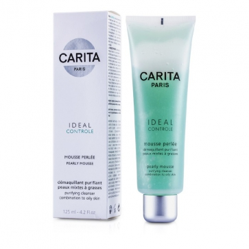 Ideal Controle Pearly Mousse (Combination to Oily Skin)
