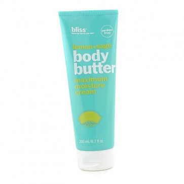 Lemon + Sage Body Butter