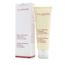 Gentle Foaming Cleanser with Shea Butter (Dry/ Sensitive Skin)