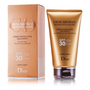 Dior Bronze Beautifying Protective Suncare SPF 30 For Body