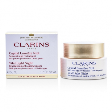 Vital Light Night Revitalizing Anti-Aging Cream