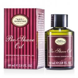 Pre Shave Oil - Sandalwood Essential Oil (For All Skin Types)
