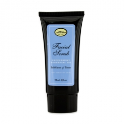 Facial Scrub - Peppermint Essential Oil (For Sensitive Skin)