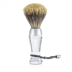 Shave Brush Fine - Clear