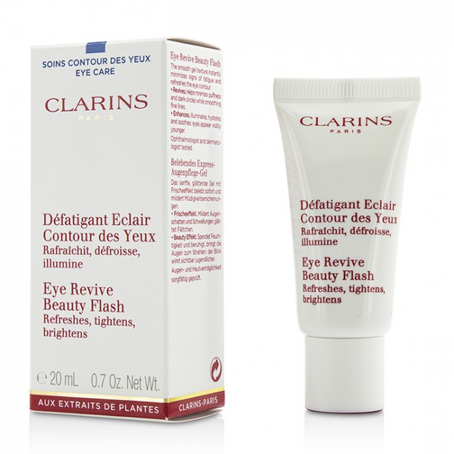 clarins eye revive