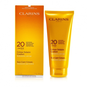 Sun Care Cream Moderate Protection 20 UVB/UVA
