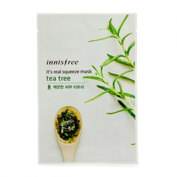 It's Real Squeeze Mask - Tea Tree