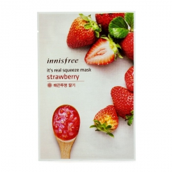 It's Real Squeeze Mask - Strawberry