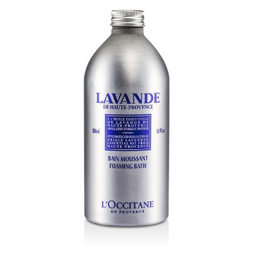 Lavender Harvest Foaming Bath (New Packaging)
