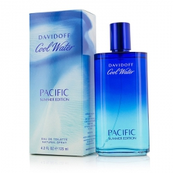 Cool Water Pacific Summer Edition Eau De Toilette Spray