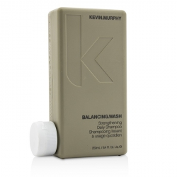 Balancing.Wash (Strengthening Daily Shampoo - For Coloured Hair)