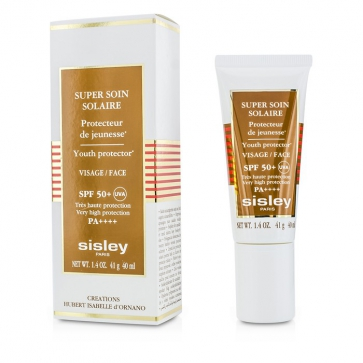 Super Soin Solaire Youth Protector For Face SPF 50+