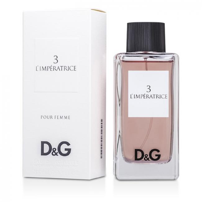 Dolce   Gabbana D G Anthology 3 L Imperatrice Eau De Toilette Spray ... d1df2085fdd3