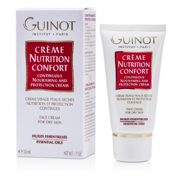 Continuous Nourishing & Protection Cream (For Dry Skin)