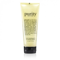 Purity Made Simple Facial Cleansing Gel & Eye Makeup Remover
