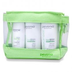 SpaTeen All Skin Types Kit: Cleanser 120ml + Toner 120ml + Moisturizer 50ml