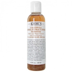 Calendula Herbal Extract Alcohol-Free Toner - For Normal to Oily Skin Types