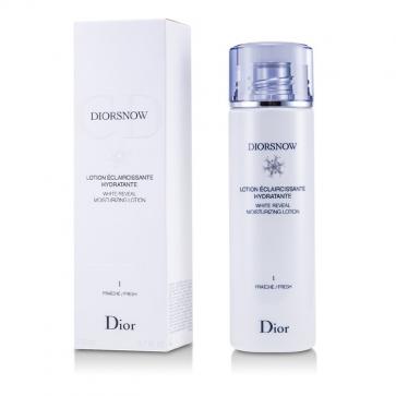 DiorSnow White Reveal Moisturizing Lotion #1 (Fresh)