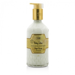 Body Lotion - Ginger Orange (With Pump)