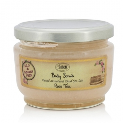 Body Scrub - Rose Tea