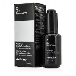 Logistics For Men Anti-Wrinkle Glycolic Peptide Serum