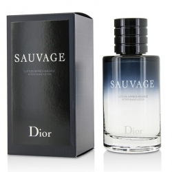 Sauvage After Shave Lotion