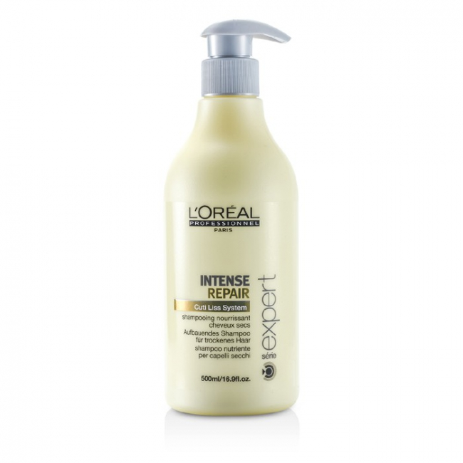 L Oreal Professionnel Expert Serie Intense Repair Nutrition Shampoo For Dry Hair