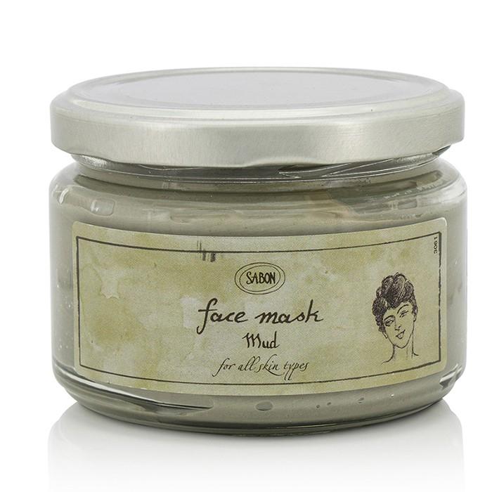 Sabon Face Mask Mud - For All Skin Types 987967