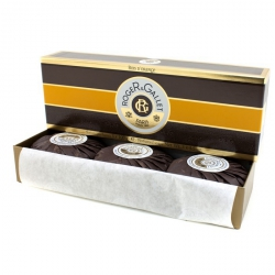 Bois d' Orange Perfumed Soap Coffret