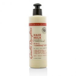 Hair Milk Nourishing & Conditioning 4-in-1 Combing Creme (For Curls, Coils, Kinks & Waves)