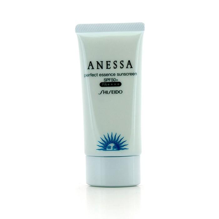 Shiseido - Anessa Perfect Essence Sunscreen SPF50+ PA+++ -60ml/2oz Orlane Creme Royale Neck And Decollete  50ml/1.7oz