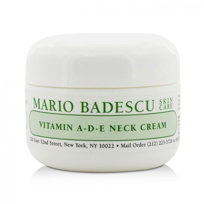 Mario Badescu Vitamin A D E Neck Cream For Combination Dry Sensitive Skin Types
